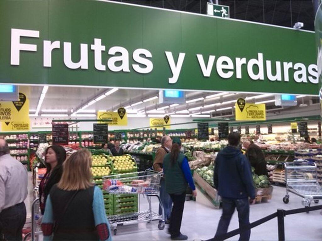 Makro Barajas cuenta con 800 referencias de frutas y verduras