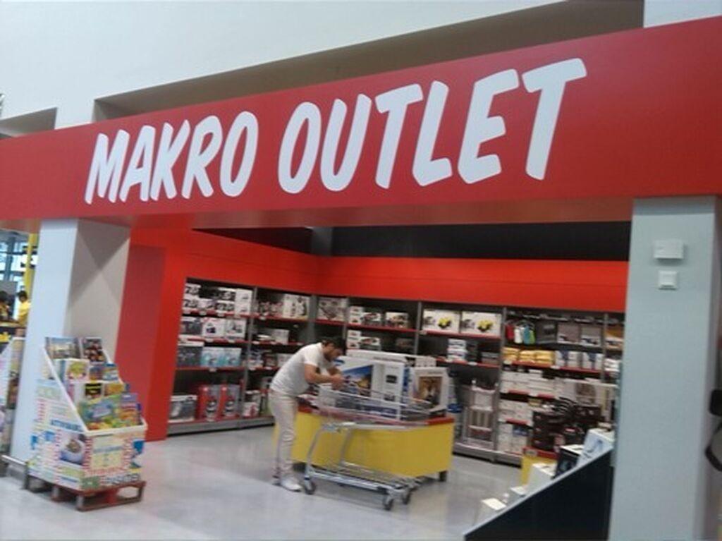 Makro Outlet. Productos a precios más bajos, más accesibles a los clientes