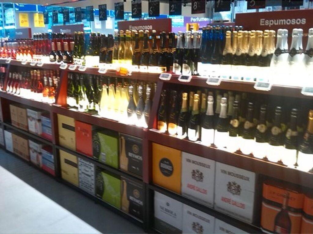Mayor espacio de almacenaje para facilitar la reposición de los productos más demandados