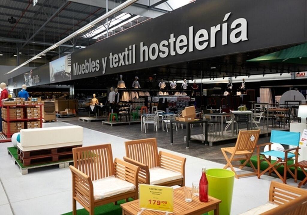 Muebles y textil para hostelería