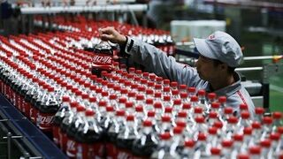 Coca-Cola ganó el 3,8% menos en el primer trimestre de 2015