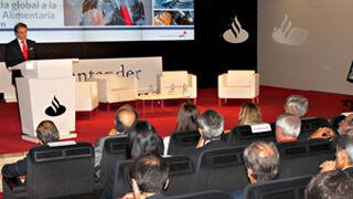 Fiab y Santander apuestan por la internacionalización como clave de la industria agroalimentaria