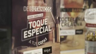 Toque Especial, coctelería creativa en el Salón de Gourmets 2015