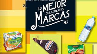 Supermercado El Corte Inglés ofrece descuentos del 70% en su segunda unidad