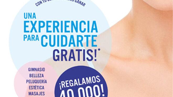 Hipercor regala más de 40.000 experiencias en belleza