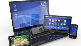 Los consumidores utilizan cinco dispositivos para sus compras