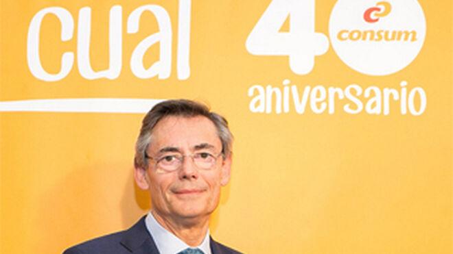 Consum facturó 1.943 millones de euros en 2014, el 5,6% más
