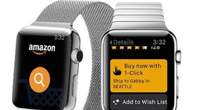 Amazon lanza una app para vender en Apple Watch