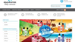 Equivalenza abre su tienda online
