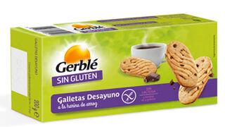 Gerblé amplía su gama Sin Gluten