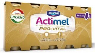 Danone invierte tres millones en su nuevo Actimel Pro-Vital