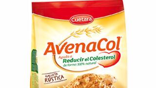 Cuétara lanza su gama de galletas Avenacol