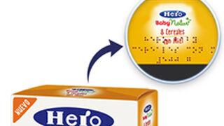 Hero Baby incorpora etiquetado en braille en sus productos