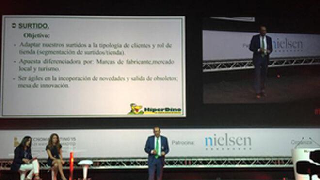 """J. Carlos Gago, director comercial de Dinosol: """"Apostamos por el producto local y la marca de fabricante"""""""