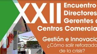 Profesionales de los centros comerciales analizan las tendencias del sector