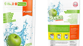 Careli lanza Flopp, su primer friegasuelos en cápsulas con etiqueta Ecolabel