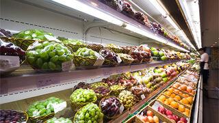 La distribución desperdicia menos del 1% de los alimentos comercializados