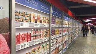 Carrefour abre su primera tienda virtual en Italia