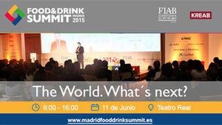 Madrid Food & Drink Summit aborda la internacionalización del sector