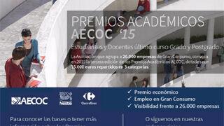 Aecoc ayudará con 15.000 euros a universitarios y docentes