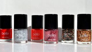Belle&MAKE-UP relanza su colección de lacas Glitter