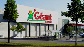 Casino renovará sus hipermercados Géant