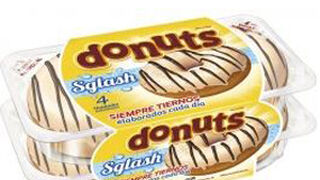 Panrico lanza sus Donuts Sglash