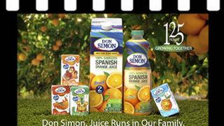 Don Simón lanza su primera campaña de publicidad en Reino Unido