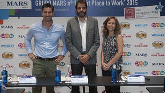 Grupo Mars prevé crecer el 7% en 2015