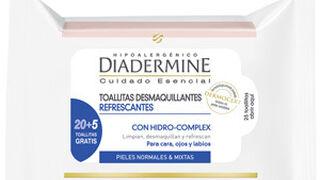 Diadermine amplía su gama de limpieza facial