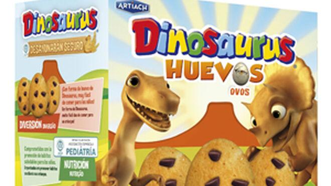 Artiach lanza Dinosaurus Huevos