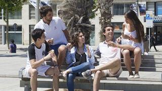 Seis de cada diez españoles eligen el helado como su 'snack' favorito