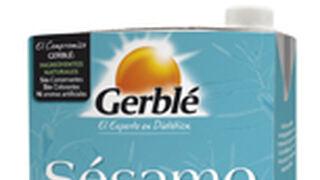 Gerblé lanza su primera bebida vegetal de sésamo