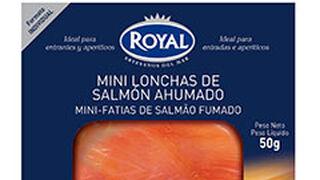 Royal presenta su gama de ahumados 'Convenience'