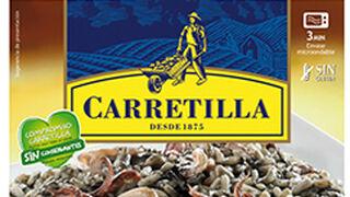 Carretilla incorpora tres nuevas recetas de arroz