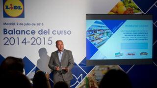 Los frescos suponen el 30% de las ventas de Lidl España