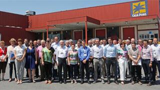 Importaco coopera con 30 productores agrícolas españoles