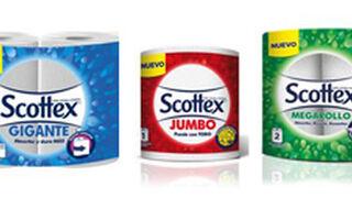 Scottex renueva su gama de rollos de cocina