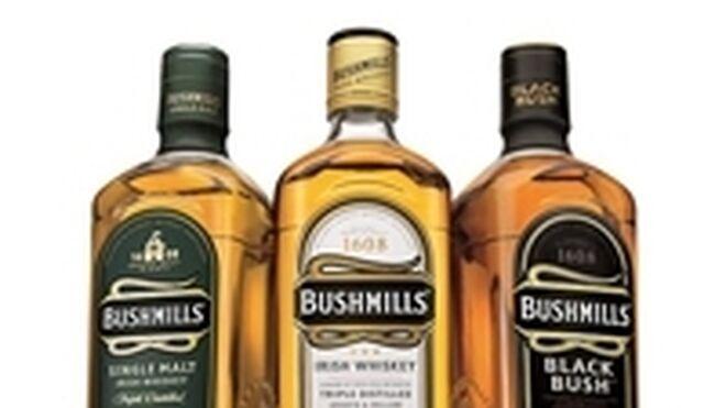 Grupo Zamora distribuirá el whisky Bushmills Irish en España