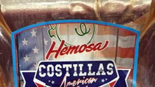 Hemosa presenta sus costillas americanas a la barbacoa