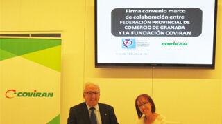Covirán fomenta la mejora del tejido empresarial de Granada