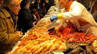 El comercio de Barcelona nota ya un cambio positivo en las ventas