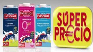 Pascual reduce el precio de su brick de leche