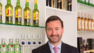 Alberto Ibeas, nuevo director general de Diageo en España y Portugal