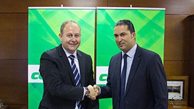 Covirán renueva su acuerdo con la Fundación de Baloncesto CB Granada