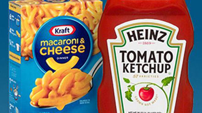 Kraft Heinz vendió el 4% menos en su segundo trimestre fiscal