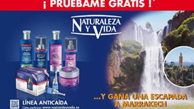 Naturaleza y Vida presenta su campaña 'Pruébame gratis'