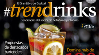 InfoCap lanza #Trendrinks El Gran Libro del Cocktail