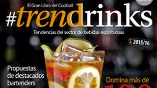 InfoCap lanza #Trendrinks El Gran Libro del Cocktail