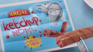 Argal lanza campaña de comunicación de sus Ketchup Plops